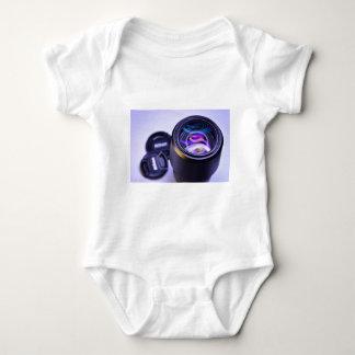 Nikon Photography Camera Baby Bodysuit