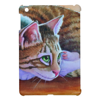 Nikos Sorta Tabby Cat Cover For The iPad Mini