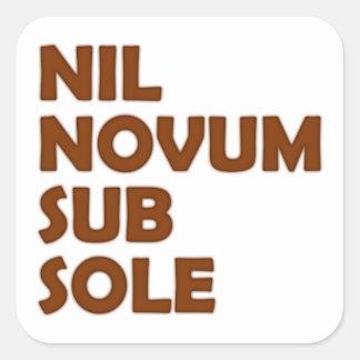 nil new fact sub brine square sticker
