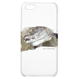 Nile Crocodile 01 iPhone 5C Cases