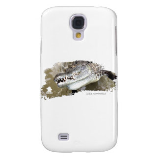 Nile Crocodile 01 Samsung Galaxy S4 Covers