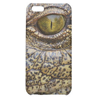 Nile crocodile from Africa Case For iPhone 5C