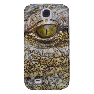 Nile crocodile from Africa Galaxy S4 Covers