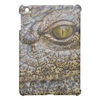 Nile crocodile from Africa iPad Mini Case