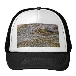 Nile crocodile from Africa Trucker Hat