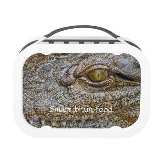 Nile crocodile from Africa Yubo Lunchbox