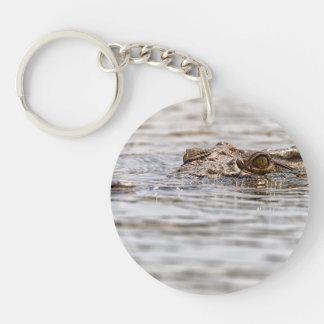 Nile Crocodile Keychain