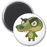 Nile Crocodile - My Conservation Park Fridge Magnets