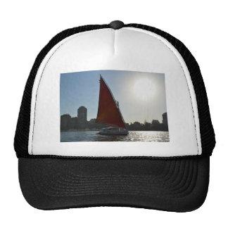 Nile Felucca In The Sun Trucker Hat