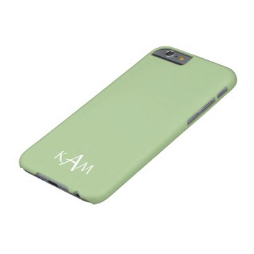 Beach Themed Nile Green - Spring 2018 London Fashion Trends Barely There iPhone 6 Case