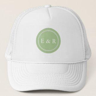 Nile Green - Spring 2018 London Fashion Trends Trucker Hat