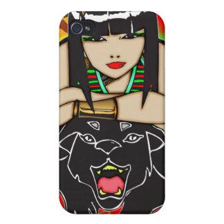 Nile Queen iPhone 4 Cases