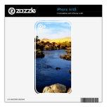 Nile River in Aswan river - Sahara Desert Decals For iPhone 4S