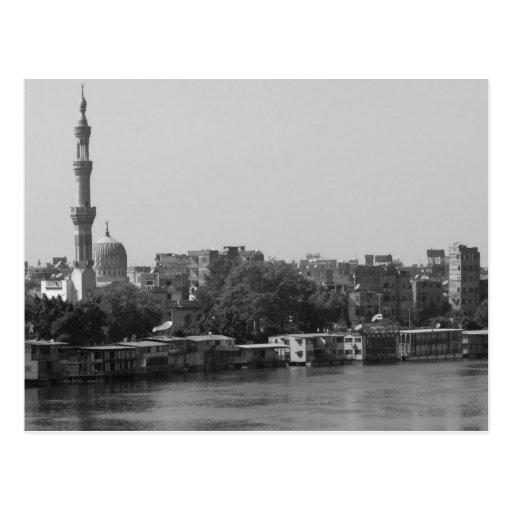 Nile River Postcard