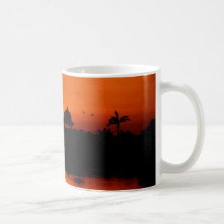 Nile River Sunset Coffee Mug