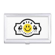 Nile Smiles business card holder
