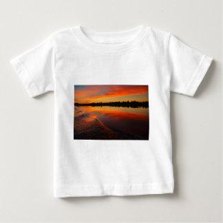 Nile Sunset Baby T-Shirt