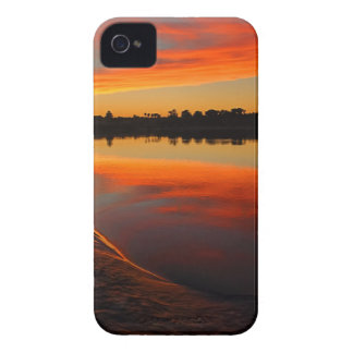 Nile Sunset iPhone 4 Cover