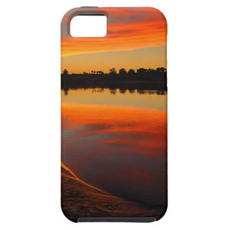 Nile Sunset iPhone 5 Cover
