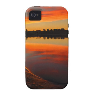 Nile Sunset Vibe iPhone 4 Covers