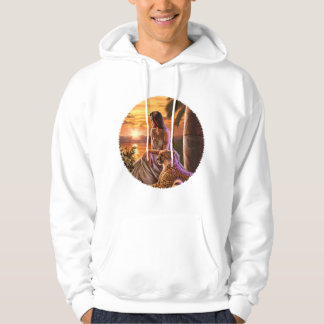 """""""Nile Sunset"""" Close Up Pullover"""