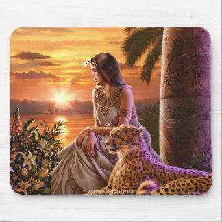"""Nile Sunset"" Mouse Pad"