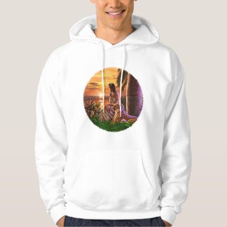 """""""Nile Sunset"""" Pullover"""