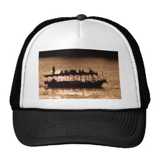 Nile to river, Aswan Trucker Hat