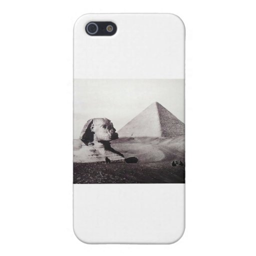 Nile Valley Civilization Spinx Cover For iPhone 5