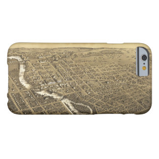Niles, Berrien County, Michigan (1868) Barely There iPhone 6 Case