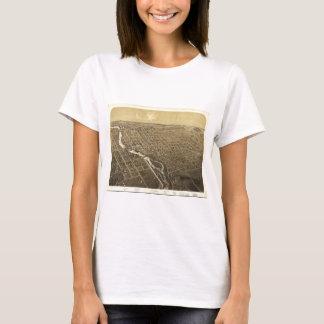 Niles, Berrien County, Michigan (1868) T-Shirt