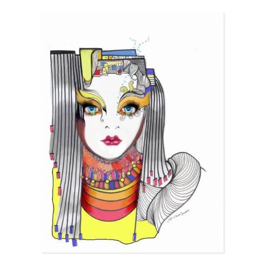 Nile's Queen Postcard