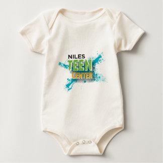 Niles Teen Center Baby Bodysuit
