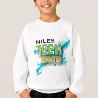 Niles Teen Center Logo Sweatshirt