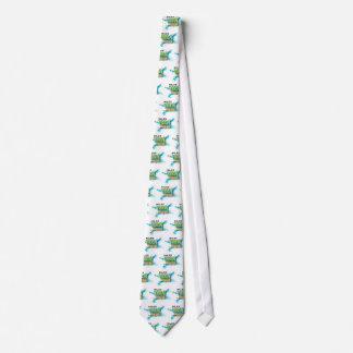 Niles Teen Center Logo Tie