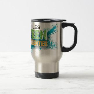 Niles Teen Center Logo Travel Mug