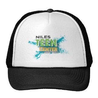 Niles Teen Center Trucker Hat