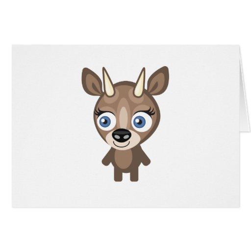 Nilgai - My Conservation Park Card