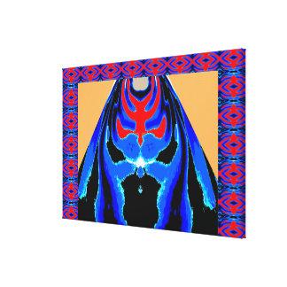 NiLLOO - New TINMAN Ghost Canvas Print