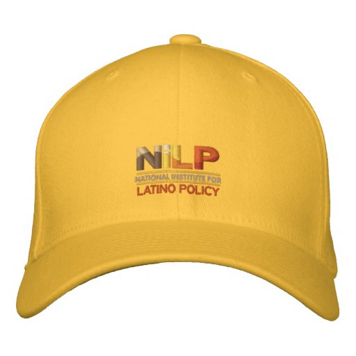 NiLP Embroidered Baseball Cap
