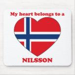 Nilsson Mouse Mat