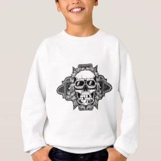 Niltec flying skull sweatshirt