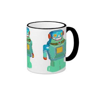 NIM-NIM 9-7L ROBOT RINGER MUG