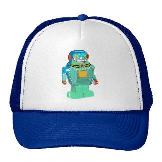 NIM-NIM 9-7L ROBOT TRUCKER HAT