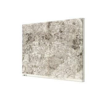 Nimes Canvas Print