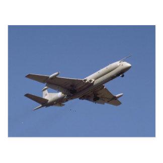 Nimrod British Reconnaisance Plane Postcard