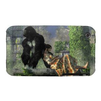 Nin@era del gorila iPhone 3 carcasa