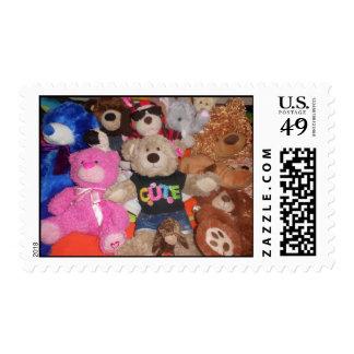 Nina Bear Stamps