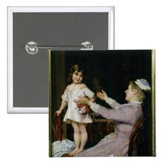Niña con una muñeca y su enfermera, 1896 pins