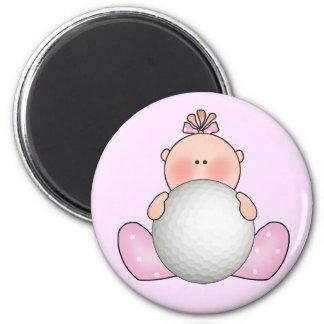 Niña del golf de Lil Iman De Nevera